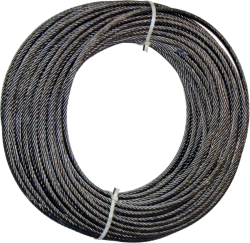 Трос - Канат d - 8,0 мм. DIN 3062