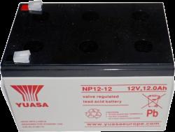 Аккумулятор Yuasa NP12-12