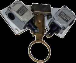 Установка выключателей ПДК