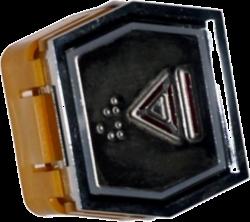 BLT Brilliant ANNIU-PCB-V7 Кнопка лифта