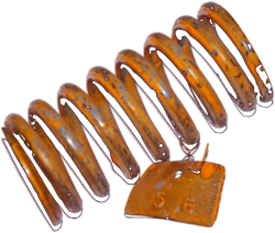 Пружина тормоза (320-400) 401.02.02.008